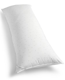"Calvin Klein Tossed 20"" x 54"" Down-Alternative Body Pillow"
