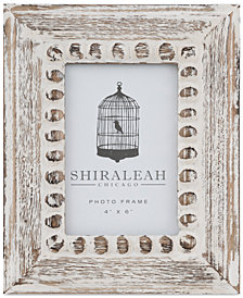 "Shiraleah Halden 4"" x 6"" Picture Frame"