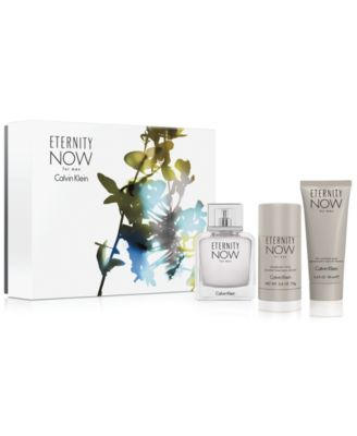 Calvin Klein Men's 3-Pc. Eternity Now Gift Set - Gifts & Value ...