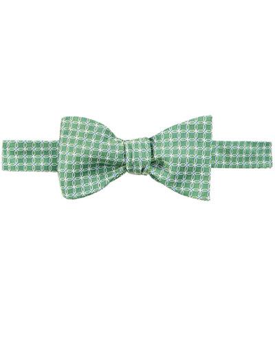 Brooks Brothers Men's Parquet Link To-Tie Bow Tie