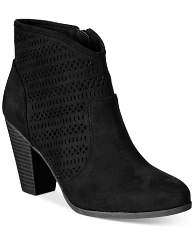 American Rag Ariane Ankle Booties, Created for Macy's