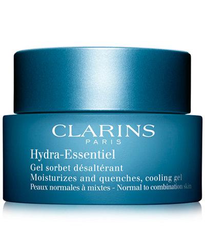 Clarins Hydra-Essentiel Cream Cooling Gel - Normal to Combination Skin, 1.7 oz.