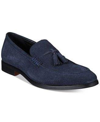 alfani s declan suede tassel loafers only at macy s