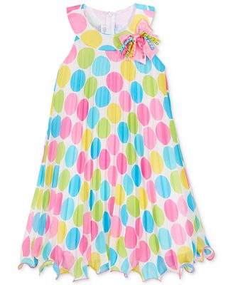 Bonnie Jean Birthday Party Dress, Toddler & Little Girls (2T-6X)