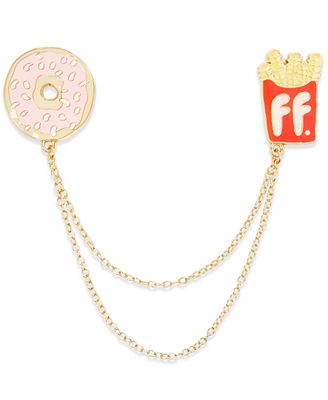 Celebrate Shop Fun Food Handbag Chain Accessory