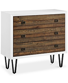 Perry 3 Drawer Chest, Quick Ship