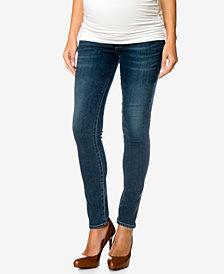 Citizens of Humanity Maternity Cruz Medium Wash Skinny Jeans