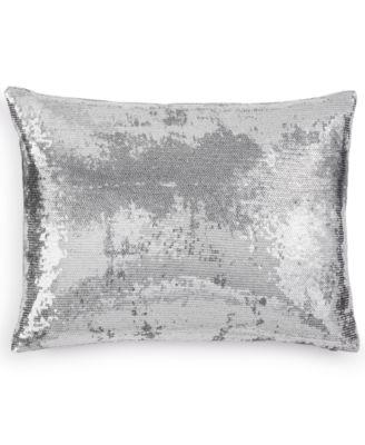 """Sequin Ombré 12"""" x 16"""" Decorative Pillow"""