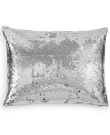 "Calvin Klein Sequin Ombré 12"" x 16"" Decorative Pillow"