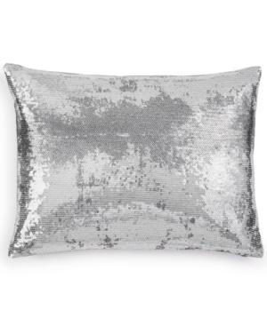 Calvin Klein Sequin Ombre 12 x 16 Decorative Pillow Bedding