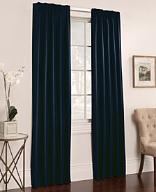 "Buckingham Antique Satin Pair of 50"" x 95"" Window Panels"