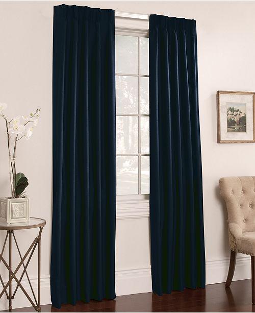 Miller Curtains Buckingham Antique Satin Pair Of 50 X 63 Window