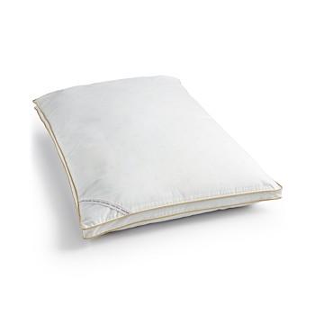Calvin Klein Tossed Logo Print Medium Density Alternative Gusset Pillow