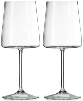 Metropolitan Goblet Pair