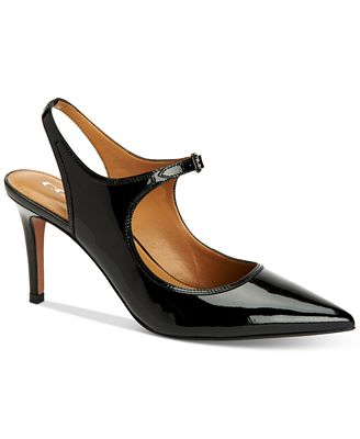 COACH Simonna Pointy Toe Pumps
