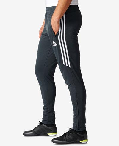 adidas black soccer pants womens