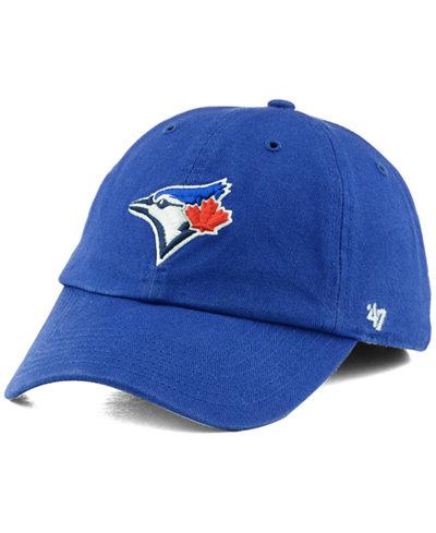 '47 Brand Kids' Toronto Blue Jays Clean Up Cap