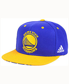 adidas Golden State Warriors Courtside Cap