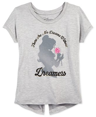 Disney's� Beauty and the Beast Graphic T-Shirt, Big Girls (7-16)