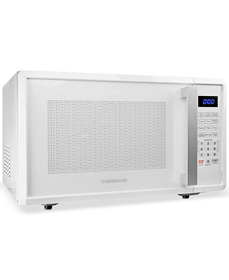 Farberware Pro 1000-Watt Microwave Oven - Electrics - Kitchen - Macys