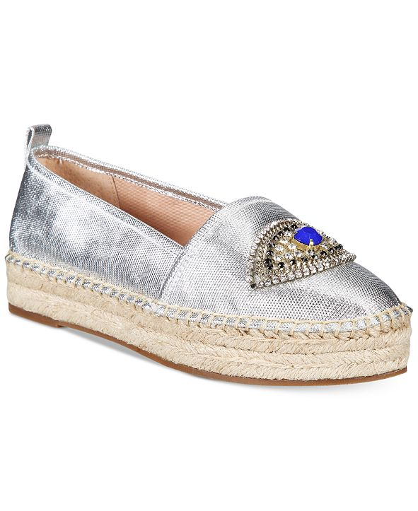 INC International Concepts INC Women's Caleyy Espadrilles, Created for Macy's