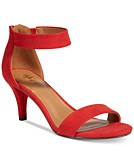 Style & Co Paycee Two-Piece Dress Sandals Created for Macys Womens Shoes