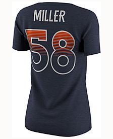 Nike Women's Von Miller Denver Broncos Pride Modern 1.0 T-Shirt