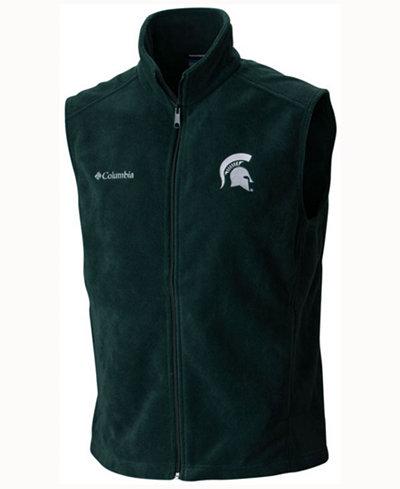 Columbia Men's Michigan State Spartans Flanker Vest