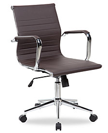 Aledo Executive Office Chair, Quick Ship