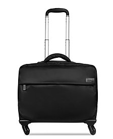 "Lipault Plume Business 17"" Spinner Tote"