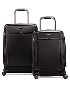 Samsonite Silhouette XV Softside Expandable Spinner Luggage