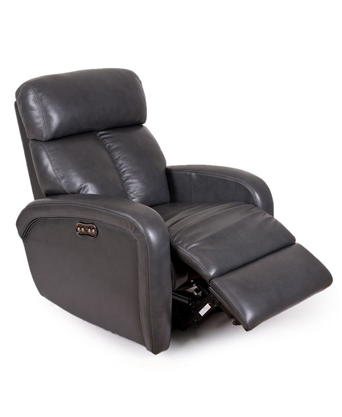 Furniture - Criss Leather Recliner