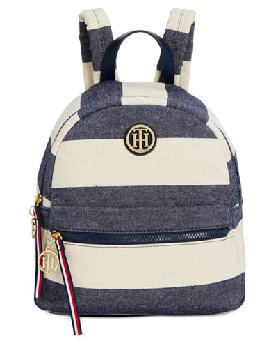 Tommy Hilfiger Rugby Small Dome Backpack, A Macy's Exclusive Style