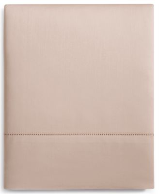 680 Thread Count 100% Supima Cotton Extra Deep Pocket Queen Flat Sheet, Created for Macy's