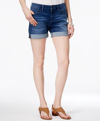 Tommy Hilfiger Cuffed Shorts, Only at Macy's