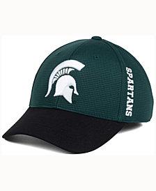 Top of the World Michigan State Spartans Booster 2Tone Flex Cap