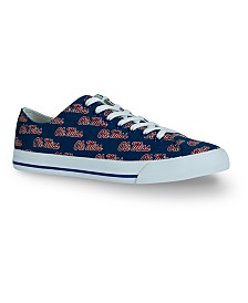Row One Ole Miss Rebels Victory Sneakers