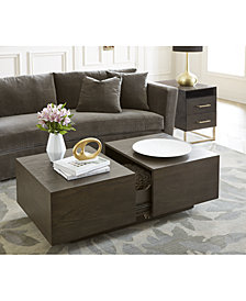 CLOSEOUT! Odyssey Storage Table Furniture Collection