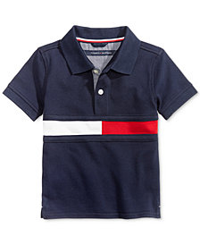 Tommy Hilfiger Baby Boys Flag Polo Shirt