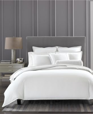 hotel collection ladder stitch pique white duvet covers created for macyu0027s duvets covers