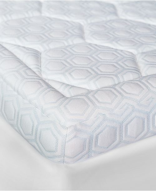 sensor gel mattress topper SensorGel Luxury iCOOL 3
