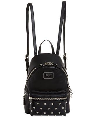 GUESS Cool School Small Leeza Backpack - Handbags & Accessories ...