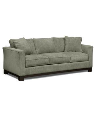 Kenton Fabric Sofa Created for Macys Furniture Macys