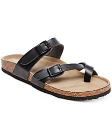 Bryceee Footbed Sandals
