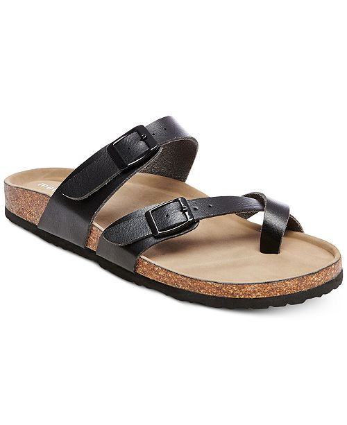 a8d7cd8fe011 Madden Girl Bryceee Footbed Sandals  Madden Girl Bryceee Footbed Sandals ...