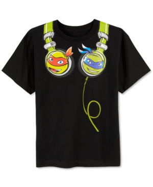 Ninja Turtles Cotton Graphic-Print T-Shirt, Toddler & Little