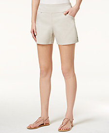 I.N.C. Pull-On Shorts, Created for Macy's