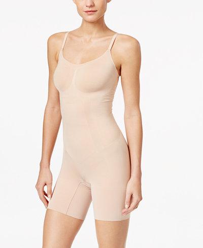 SPANX Extra-Firm Tummy-Control Bonded Bodysuit SS1715