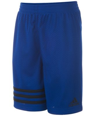 Image of adidas Defender Impact Shorts, Toddler & Little Boys (2T-7)