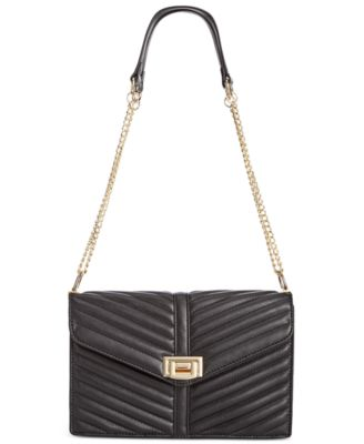 Image of INC International Concepts Yvvon Turnlock Crossbody, Only at Macy's